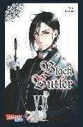 Cover-Bild zu Black Butler, Band 15 von Toboso, Yana