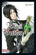 Cover-Bild zu Black Butler, Band 05 von Toboso, Yana