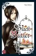 Cover-Bild zu Black Butler, Band 02 von Toboso, Yana