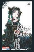 Cover-Bild zu Black Butler, Band 19 von Toboso, Yana