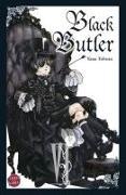 Cover-Bild zu Black Butler, Band 06 von Toboso, Yana