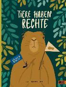 Cover-Bild zu Woldanska-Plocinska, Ola: Tiere haben Rechte