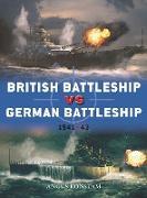 Cover-Bild zu Konstam, Angus: British Battleship vs German Battleship