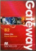 Cover-Bild zu Spencer, David: Gateway B2. Class CDs