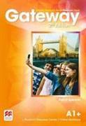 Cover-Bild zu Spencer, David: Gateway 2nd edition A1+ Digital Student's Book Premium Pack