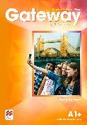 Cover-Bild zu Spencer, David: Gateway 2nd edition A1+ Student's Book Pack