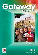 Cover-Bild zu Spencer, David: Gateway 2nd Edition B1+ Student's Book Pack