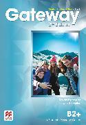 Cover-Bild zu Spencer, David: Gateway 2nd edition B2+ Digital Student's Book Pack