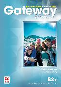 Cover-Bild zu Spencer, David: Gateway 2nd edition B2+ Student's Book Premium Pack