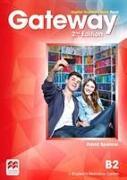 Cover-Bild zu Spencer, David: Gateway 2nd edition B2 Digital Student's Book Pack