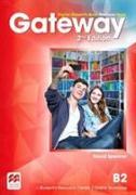 Cover-Bild zu Spencer, David: Gateway 2nd Edition B2 Digital Student's Book Premium Pack