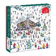 Cover-Bild zu Michael Storrings Apres Ski 1000 Piece Puzzle von Galison