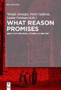 Cover-Bild zu What Reason Promises (eBook) von Doniger, Wendy (Hrsg.)