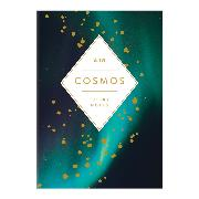 Cover-Bild zu Cosmos Hardcover Book of Sticky Notes von Galison