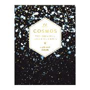 Cover-Bild zu Cosmos DIY Greeting Card Folio von Galison
