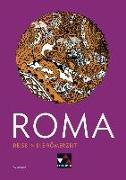 Cover-Bild zu Schwieger, Frank: ROMA A Reise in die Römerzeit
