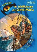 Cover-Bild zu Schwieger, Frank: Der Schiffsjunge der Santa Maria (eBook)