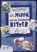 Cover-Bild zu Schwieger, Frank: Ich, Merlin, und die furchtlosen Ritter (eBook)