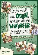 Cover-Bild zu Schwieger, Frank: Ich, Odin, und die wilden Wikinger , Götter und Helden erzählen nordische Sagen (eBook)