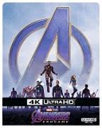 Cover-Bild zu Avengers - Endgame - 4K + 2D - Steelbook (3 Disc)