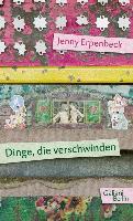 Cover-Bild zu Erpenbeck, Jenny: Dinge, die verschwinden (eBook)