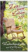 Cover-Bild zu Zeit zum Leben 2021 von Michler, Elli