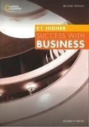 Cover-Bild zu Hughes, John: Success with Business C1 Higher