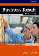 Cover-Bild zu Grant, David: Business Result: Elementary: Student's Book with Online Practice
