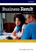 Cover-Bild zu Hughes, John: Business Result: Intermediate: Teacher's Book and DVD
