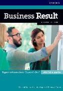 Cover-Bild zu Hughes, John: Business Result: Upper-intermediate: Student's Book with Online Practice