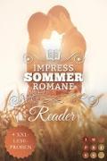 Cover-Bild zu Christians, Viktoria: Impress Reader Sommer 2020: Verliebe dich mit uns! (eBook)