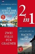 Cover-Bild zu Koppelstätter, Lenz: Zwei Fälle für Commissario Grauner (2in1-Bundle) (eBook)