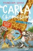 Cover-Bild zu Gehm, Franziska: Carla Chamäleon: Zoff im Zoo (eBook)