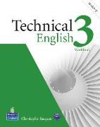 Cover-Bild zu Jacques, Christopher: Level 3: Technical English Level 3 Workbook (with Key) and Audio CD - Technical English