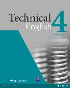 Cover-Bild zu Bonamy, David: Level 4: Technical English Level 4 Coursebook - Technical English