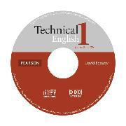 Cover-Bild zu Bonamy, David: Level 1: Technical English Level 1 Coursebook CD - Technical English