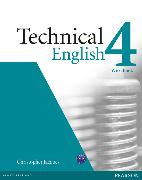 Cover-Bild zu Jacques, Christopher: Level 4: Technical English Level 4 Workbook (no Key) and Audio CD - Technical English