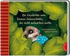 Cover-Bild zu Bohlmann, Sabine: Der kleine Siebenschläfer 2: Die Geschichte vom kleinen Siebenschläfer, der nicht aufwachen wollte