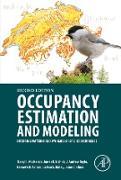 Cover-Bild zu Mackenzie, Darryl I.: Occupancy Estimation and Modeling (eBook)