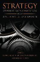 Cover-Bild zu Bailey, Richard (Hrsg.): Strategy (eBook)
