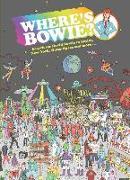 Cover-Bild zu Where's Bowie? von Gahan, Kev (Illustr.)