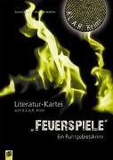 Cover-Bild zu K.L.A.R.-Krimi - Literatur-Kartei: Feuerspiele von Kinzel, Anneli