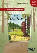 """Cover-Bild zu Literaturprojekt zu """"Der Grüffelo"""" von Kalkavan, Zeynep"""
