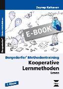 Cover-Bild zu Kooperative Lernmethoden: Lesen (eBook) von Kalkavan, Zeynep