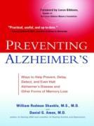 Cover-Bild zu Shankle, William Rodman: Preventing Alzheimer's (eBook)