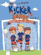 Cover-Bild zu Nahrgang, Frauke: Die Kickerbande (1). Anpfiff für das Siegerteam