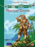 Cover-Bild zu Nahrgang, Frauke: Erst ich ein Stück, dann du - Klassiker für Kinder - Robinson Crusoe