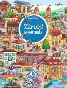 Cover-Bild zu Görtler, Carolin (Illustr.): Zürich Wimmelbuch - Das große Bilderbuch ab 2 Jahre