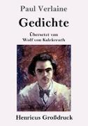 Cover-Bild zu Verlaine, Paul: Gedichte (Großdruck)