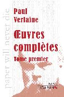 Cover-Bild zu Verlaine, Paul: OEuvres complètes